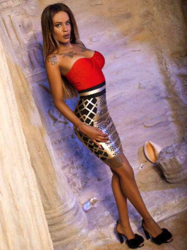 Jamilia Extravagant - deutsch dominikanische Squirt Queen