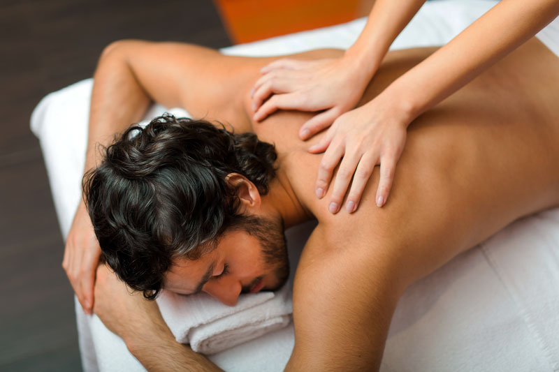 Massagestudio mit Happy-End in Berlin