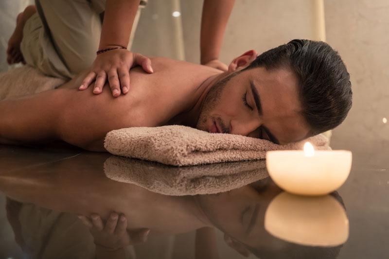 Thai-Massage