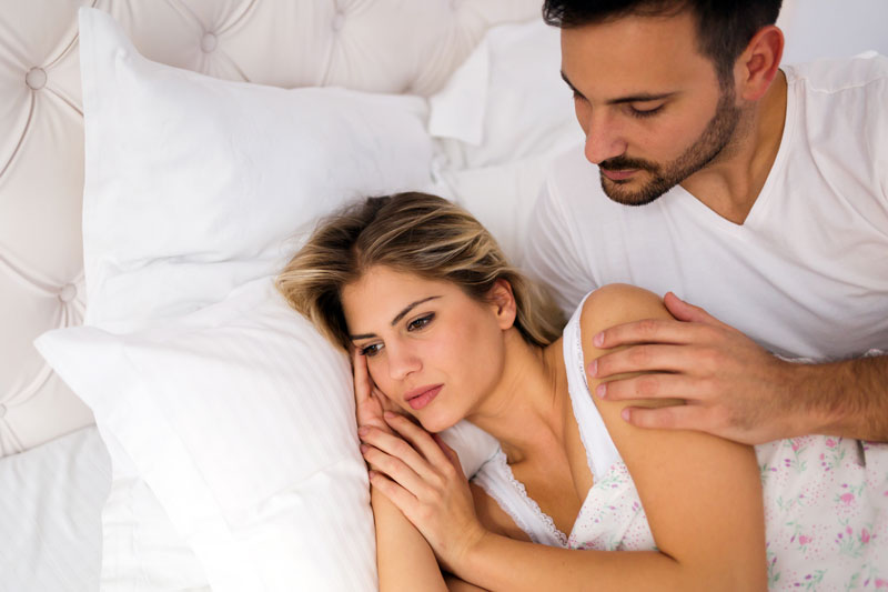 Warum hat meine Partnerin keine Lust auf Sex mehr?