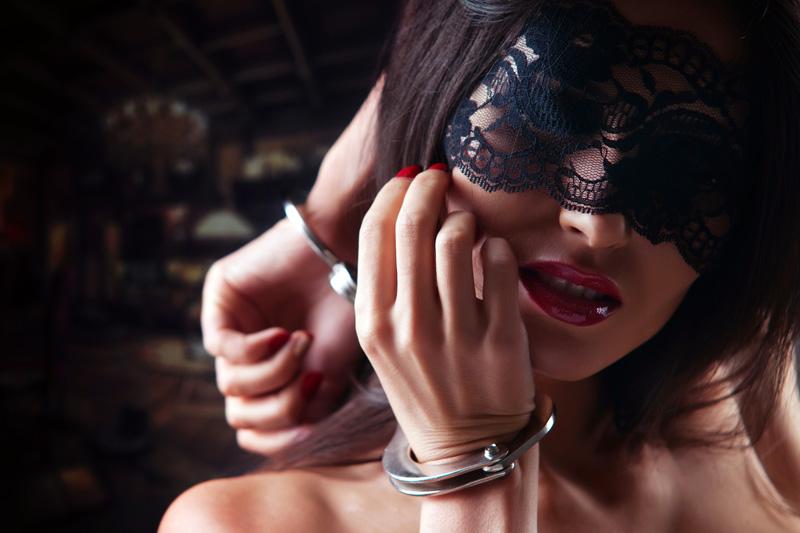 Das erotische Spiel von Dominanz und Unterwerfung