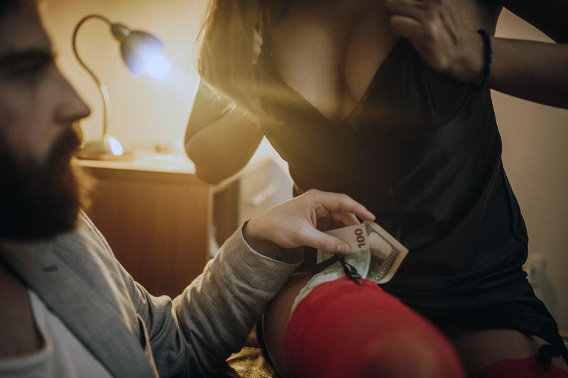 Mit Behinderung zu einer Prostiuierten - Alle haben ein Recht auf Sex