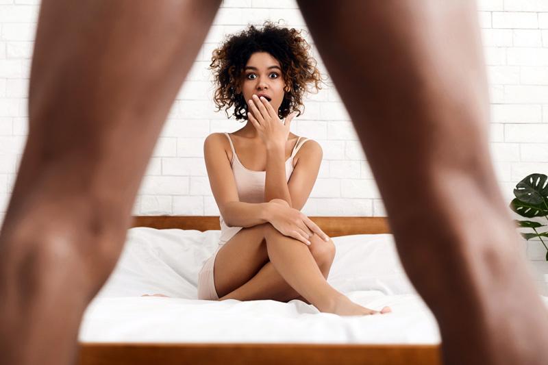 Großer Penis? Darauf solltest du beim Sex achten